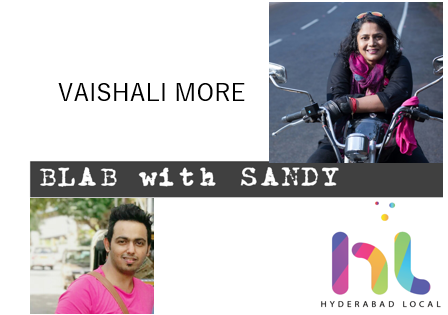 Blab With Sandy: Interview With Pinkathon Ambassador