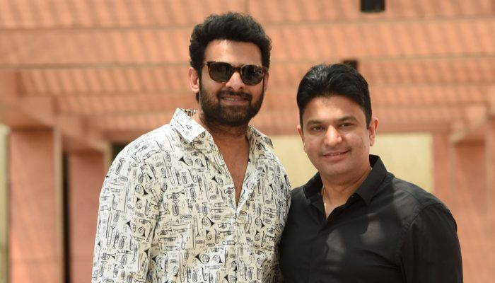"""News Break: T-Series Joins Hands With Prabhas For """"Saaho"""""""