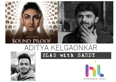 Blab With Sandy: Aditya Kelgaonkar