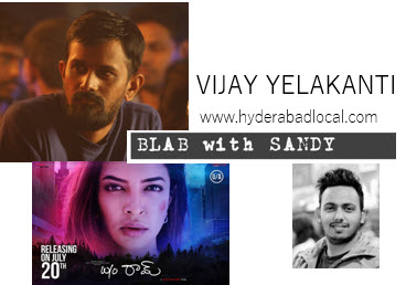 Blab With Sandy: Vijay Yelakanti
