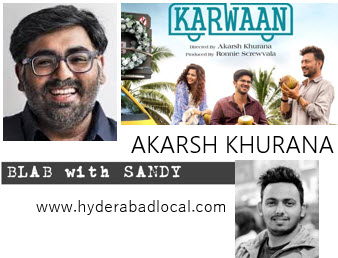 Blab With Sandy: Akarsh Khurana