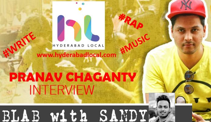 Blab With Sandy: Pranav Chaganty