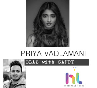 Blab With Sandy: Priya Vadlamani