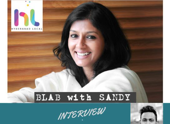 Blab With Sandy: Nandita Das