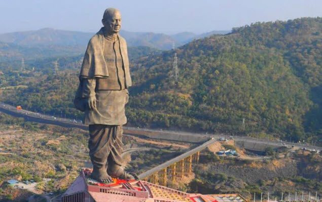 Know More About India's Statue Of Unity