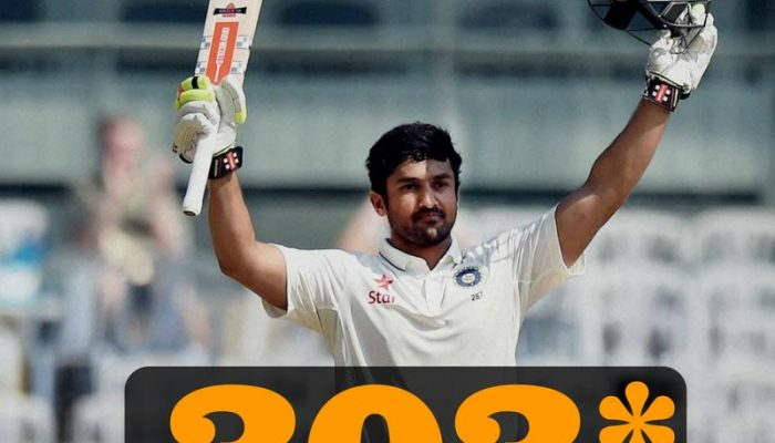 Why Is Karun Nair Omitted?