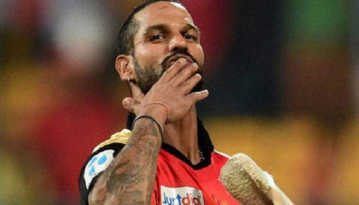 Shikhar Dhawan Is Now Delhi's Daredevil