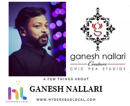 A Few Things About Ganesh Nallari