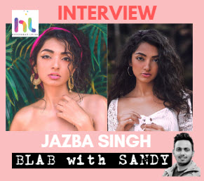 Blab With Sandy: Jazba Singh