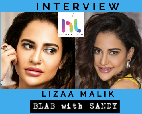 Blab With Sandy: Lizaa Malik