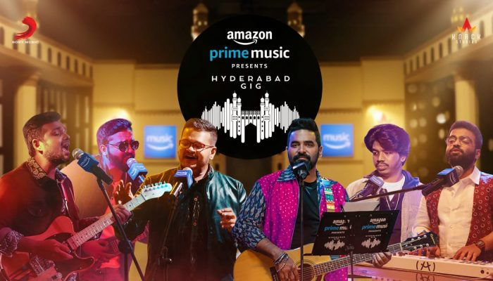 Hyderabad Gig By Amazon Prime Music And Sony Music