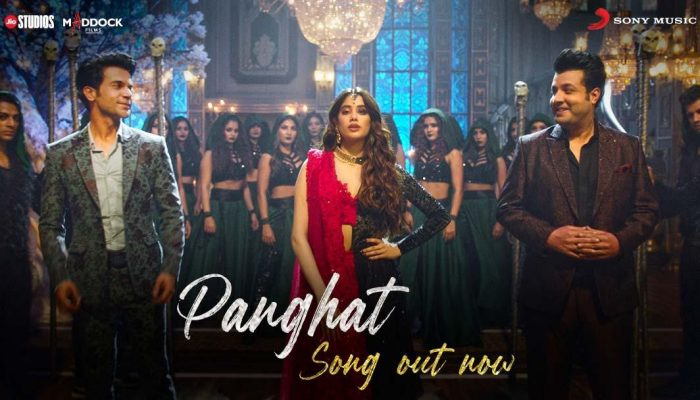 Get Ready To Groove! Panghat From Roohi Is A Party Starter Of 2021
