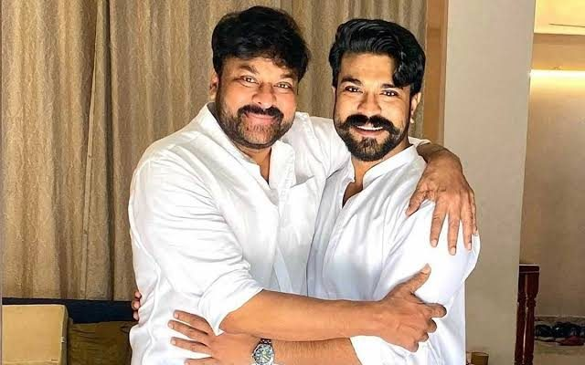 Breaking Box Office Records Across 2 Generations! The Father Son Duo Of Ram Charan And Chiranjeevi Celebrate Fandom Like No One Else